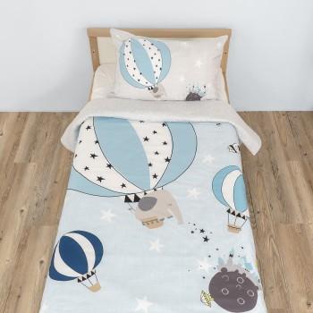 Jadaloo Anti-Dustmite Junior Bed Four Seasons Duvet Set - Wonderland