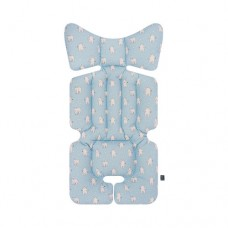 Little Seeds Stroller Pad - Dancing Bear