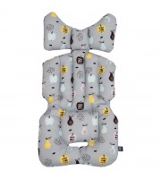Little Seeds Stroller Pad - Quince