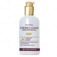 Korean XE-Cell Clean to Clean Hand Sanitizer Gel 250ml